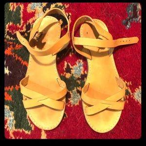 Madewell sandals
